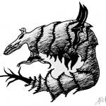 """Dragonling"" by magdalenarybicki"
