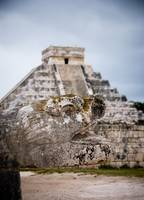 Kukulcan Pyramid at Chichen Itza