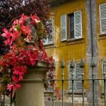 """Shuttered villa, Parco Monza"" by kimbar"