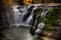 Letchworth State Park HDR