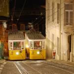 """""""Funicular Railway - Gloria - Lisbon - Portugal"""" by CarlosAlkmin"""