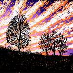 """bare trees"" by rstreet"