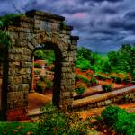 """A rainy day at maymont made for cool HDR shots"" by mrbudjohnson"