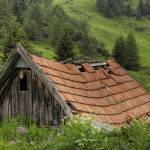 """Old alpine hut"" by lebanmax"