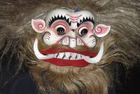 Sri Lanka dance mask