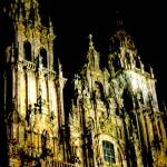 """Cathedral of Santiago de Compostela"" by GinaBarile"