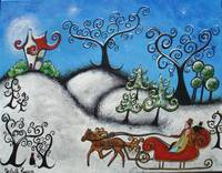 A Magical Sleigh Ride