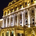 """Budapest - Royal Palace"" by dudupattel"