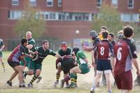 Wolfhounds D3 vs MIT 139