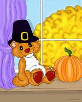 Thanksgiving Teddy