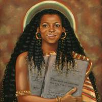 Zipporah Art Prints & Posters by Alan Jones