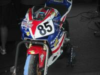 larry pegram racing honda