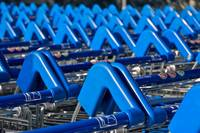 Supermarket Trollies, in Colour Color