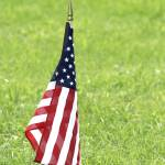 """Memorial American Flag Photo"" by 360art"