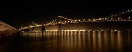 Bay Bridge Long Exposure