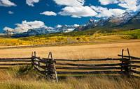Mountain Valley Fence Line
