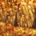 """Autumn Dream"" by simonhaiduk"