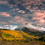 """Overview of the Mount Sneffels Range"" by pbk"