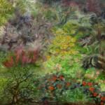 """Cosmic Garden"" by FTMcKinstry"