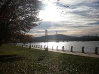 Lake Burley Griffin ,Canberra