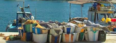 ArtCyprus 08fishingnets latchi
