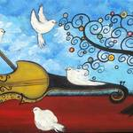 """""""Peace and Music"""" by juliryan"""