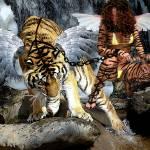 """""""Tigra"""" by des"""