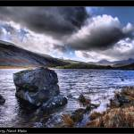"""llynnau mymbyr_labelled"" by Macdonaldj"