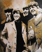 gold beatles