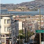 """Alcatraz From Mason and Green Streets"" by MyRidgebacks"
