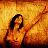 Corner - Erotic Art Art Prints & Posters by Mikhail Palinchak