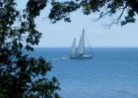 Sailing Lake Superior