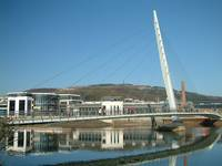 Swansea Sail Bridge