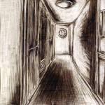"""Hallway 1033"" by iRoman1337"