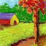 """""Colorful Fields"""" by Kellydyer"