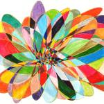 """spiritual geometry"" by euphrosene"
