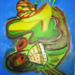 """""""shoe butterflies"""" by euphrosene"""