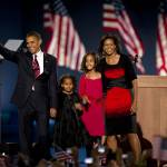"""Barack Obama and Family 2"" by hestoft"