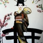 """Geisha"" by des"