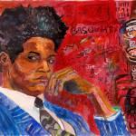 """Basquiat"" by DavidNoahGiles"