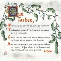 The Lord's Prayer Art Prints & Posters by J Reuben Aiton