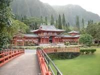 Byodo-In Temple, Hawaii (RHarris)