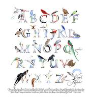 Winged Alphabet