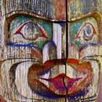 """Campbell River Totem"" by stolenshadows"
