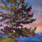 """Tree Lights, Rebecca Spit"" by FiresignArt"