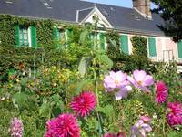 Claude Monet's Garden and House