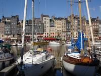 Harbor at Honfleur