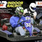"""Tony - Sykart Fall 2007 Indoor Karting Racing Leaq"" by Kart-Race-Art"