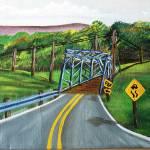 """""""bridge to oko"""" by kjgordon"""