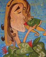 The Lady and the Frog